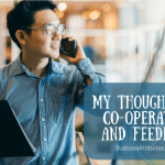 co-operation and feedback business attitudes