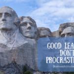 GOOD LEADERS business attitudes